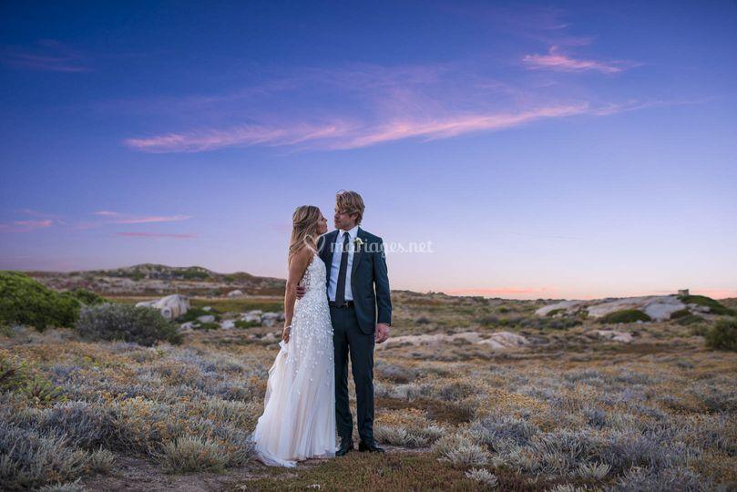Mariage au Rocher