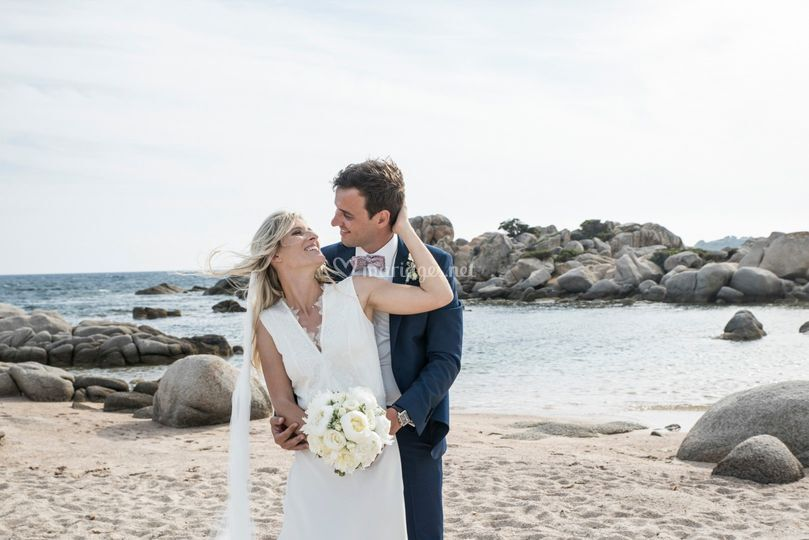 Séance video des mariés