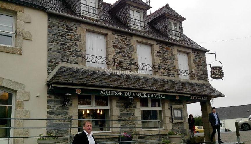 Auberge du Vieux Chàteau