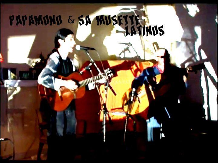 Son Ramon - Duo musique latine