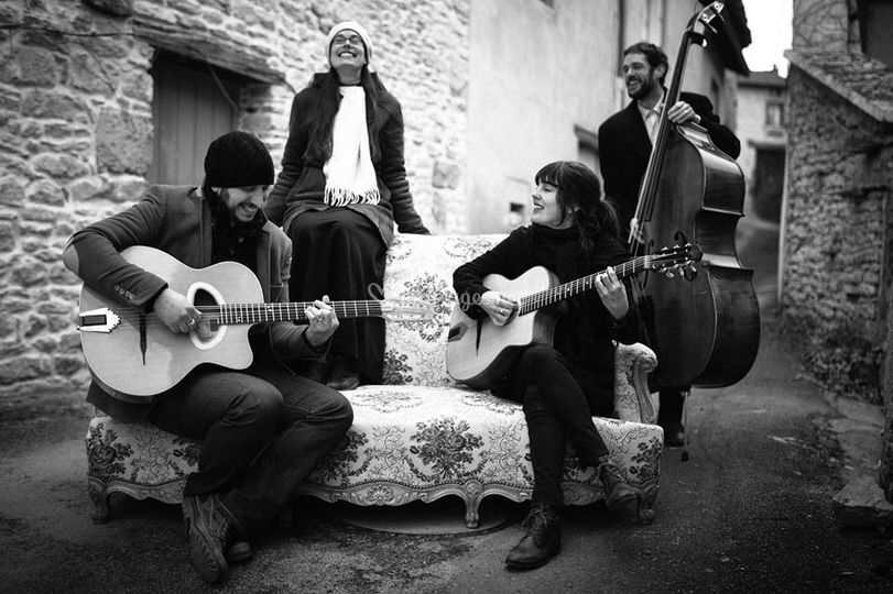 Gipsy Swing Quartet