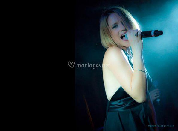 Chanteuse Pop & Jazz