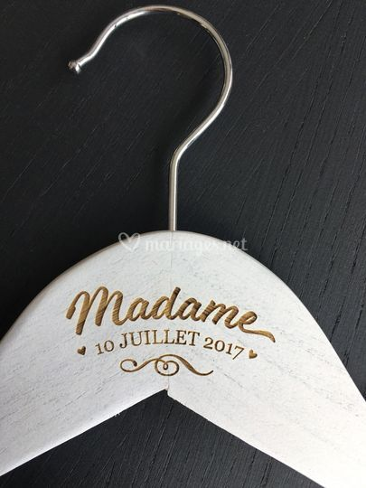 Cintre madame
