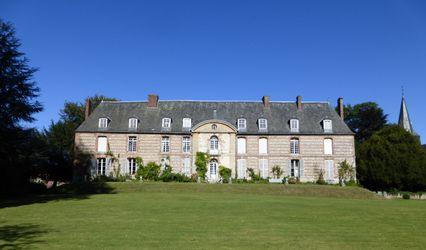 Le Château de Gueures 1