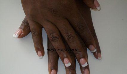 Body Nails Folie