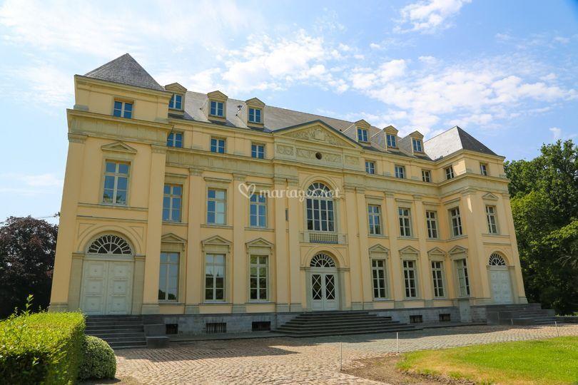 Château d'Avelin - avant
