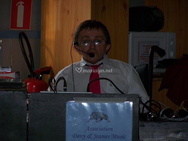 Association Davy et Jeames Music