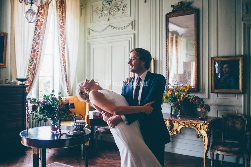Mariage Coralie Florino