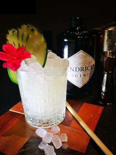 Cocktail ST Germain des Près