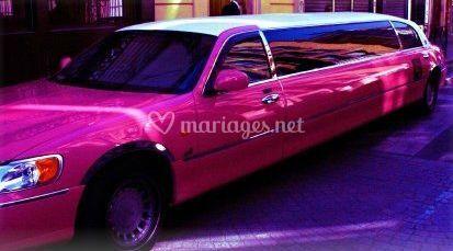 Transport en limousine