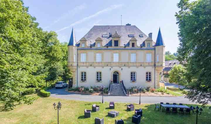 Château de Puy Robert Lascaux