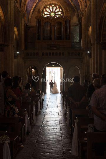 Entrée Eglise