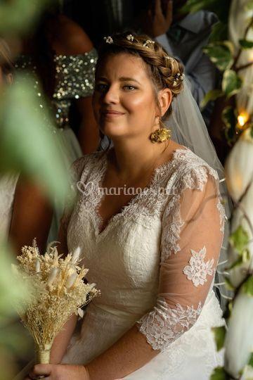 Une des mariées