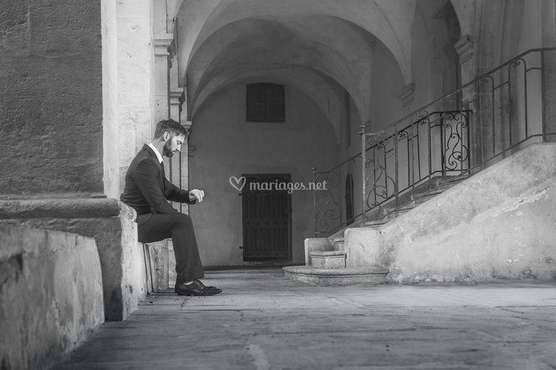 L'attente...Mariage