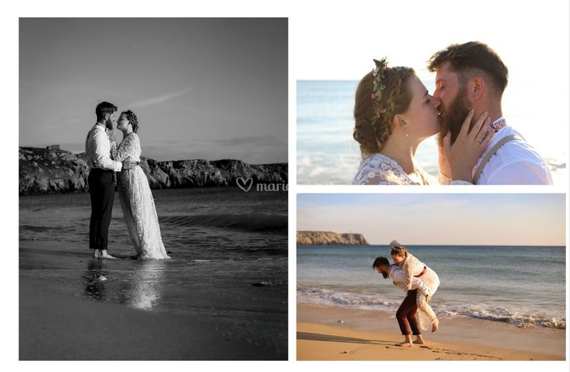 Elopement mariage en Bretagne