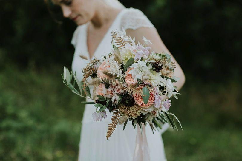 Bouuqet mariée