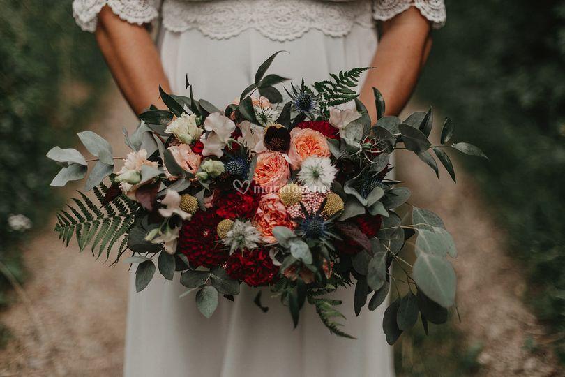 Le bouquet sauvage