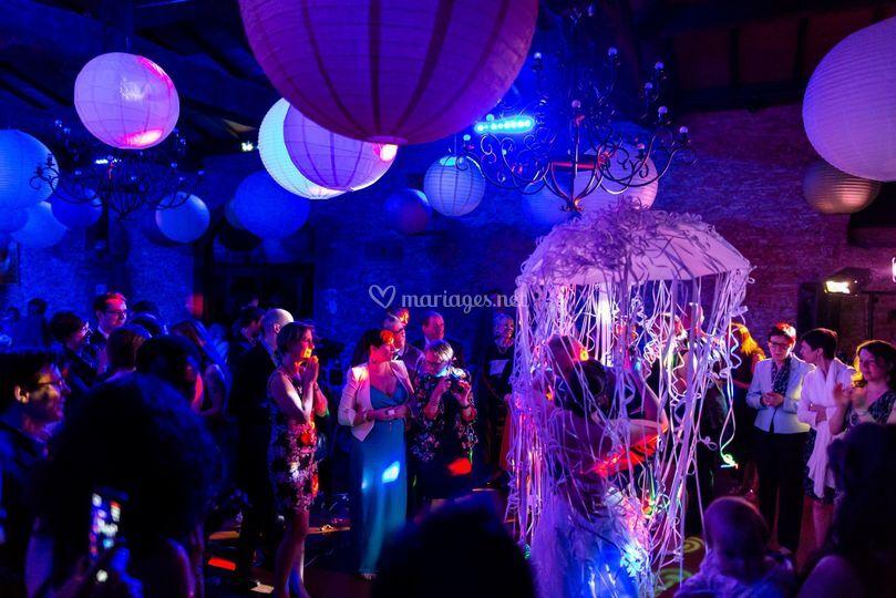 Danse du parapluie - 16/04/16