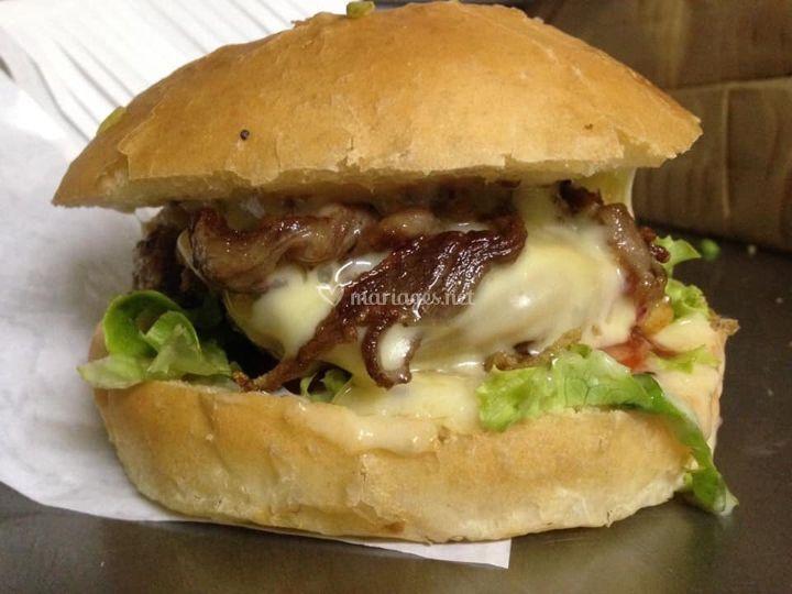 Burger artisanal