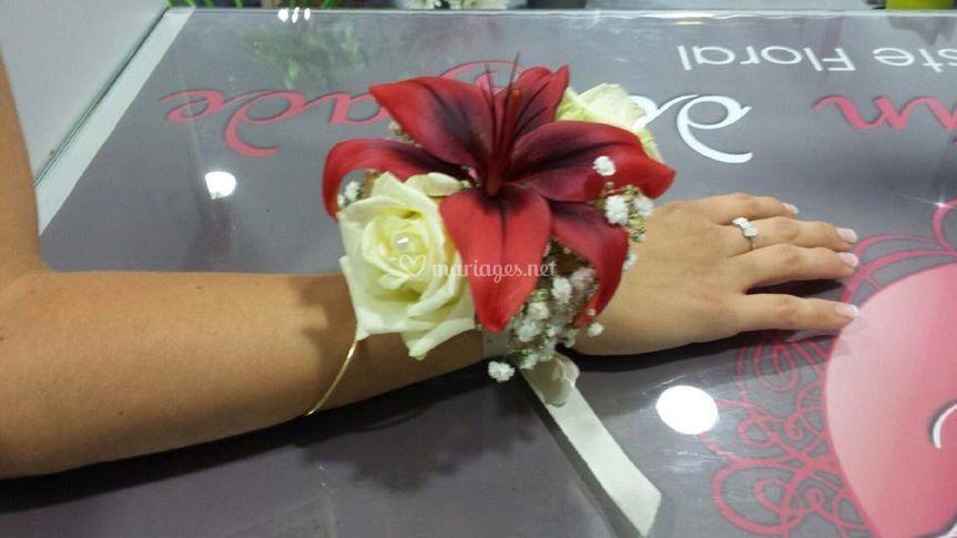 Bracelet demoiselle d'honneur