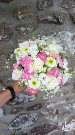 Bouquet de mariée Manon