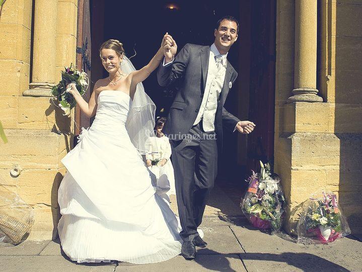 Photo mariage life style
