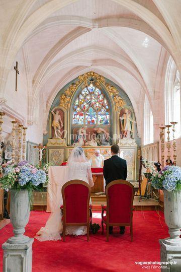 Décoration église
