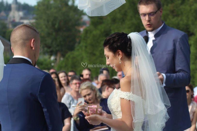 Mariage Apolline et Thomas