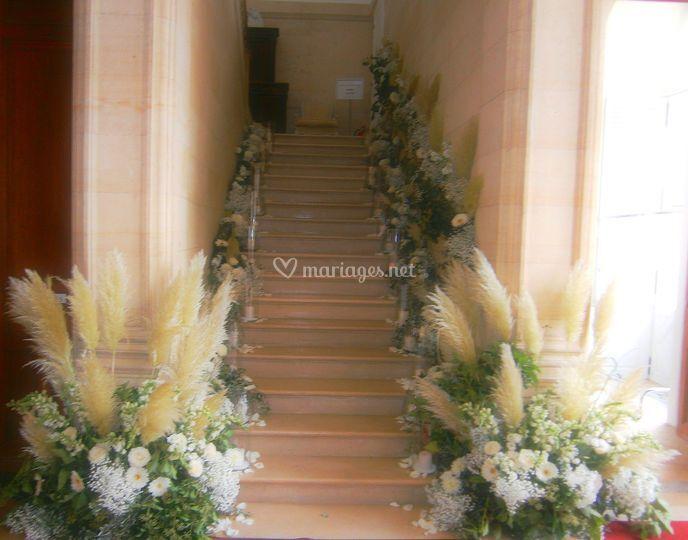 Photozone/ escalier
