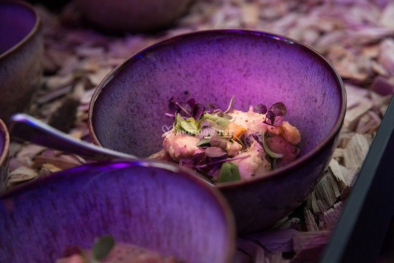 Ceviche de Langoustine