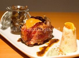 Repas Festif sur De l'Amour en Cocotte