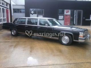Limousine américaine