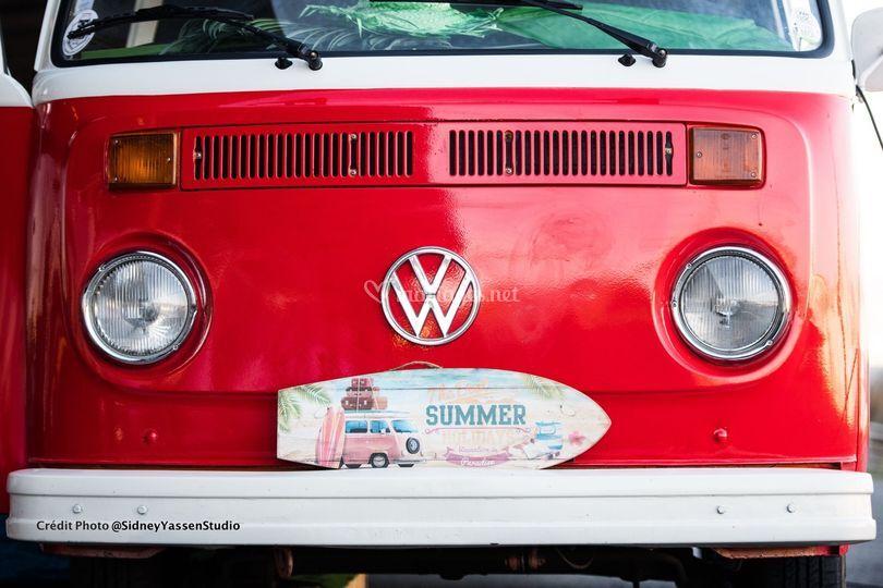 COMBI VW T2