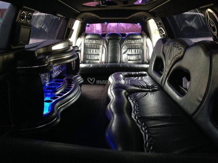 Intérieur Cadillac Deville