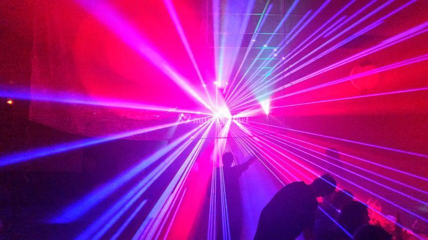 Nouveau laser