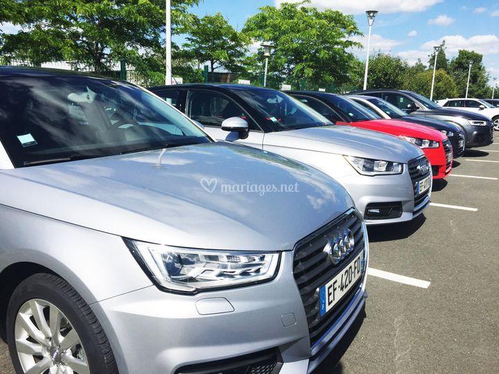 Audi Rent Angers