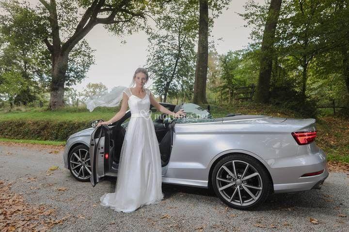 A3 cabriolet Mariage
