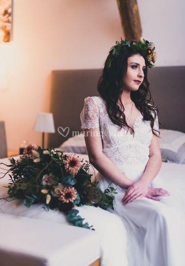 La mariée est prête