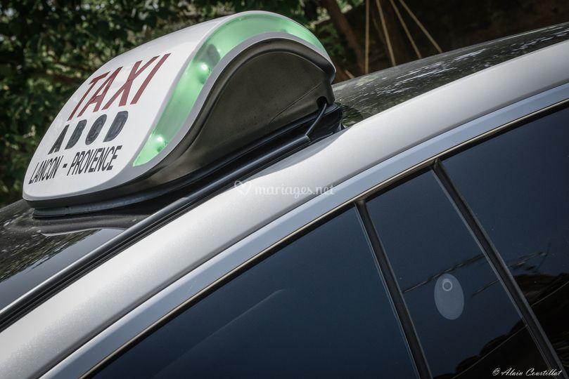 Taxi Bergua Provence