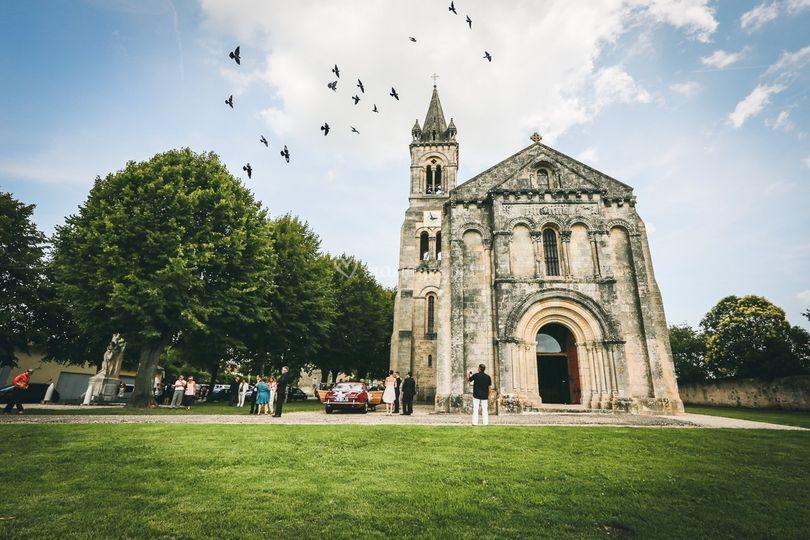 Église aux oiseaux