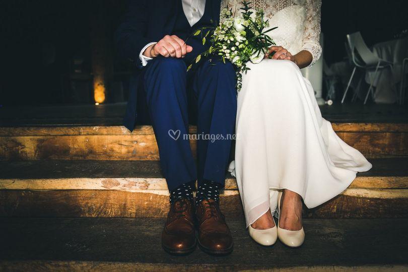Ho les belles chaussettes