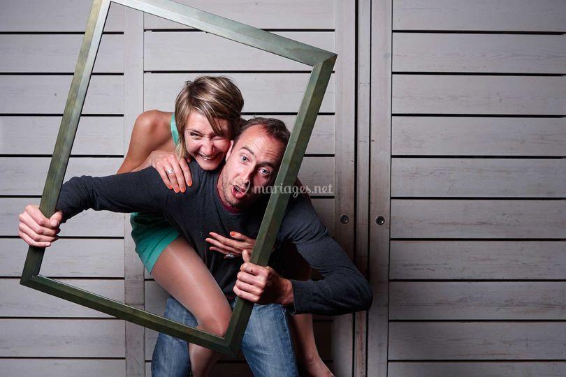 Photobooth : un instant fun