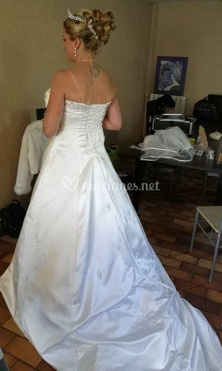 Aude Event Coiffure Mariage