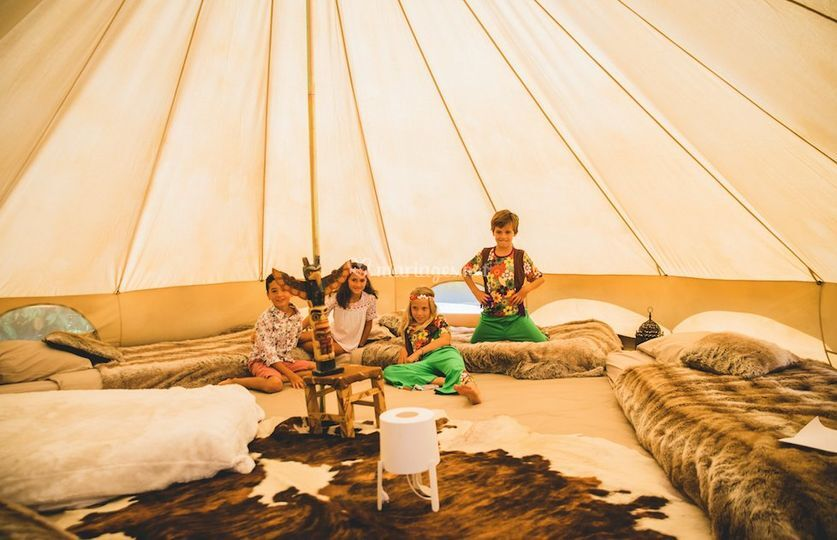 Mon tipi inuit
