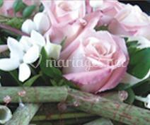 Détails des roses