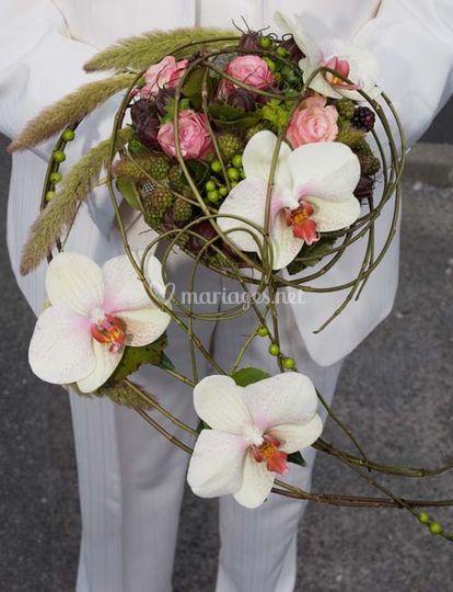 Fée de Fleurs - Création d'Ambiance