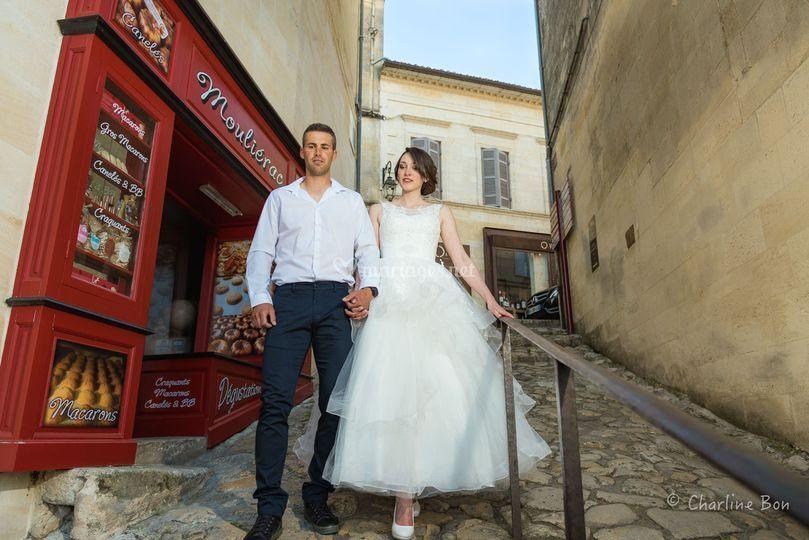 Mariage Saint Emilion
