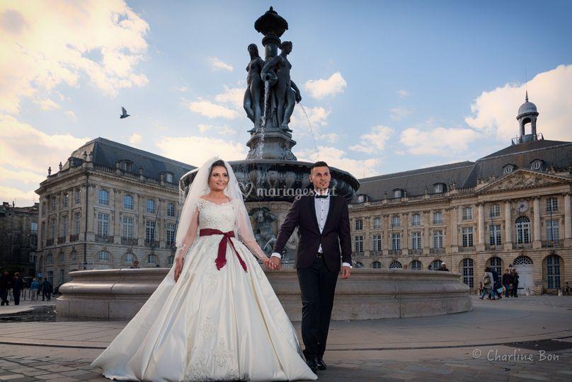 Mariage à Lormont