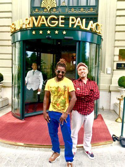 Palace Hôtel Lausanne