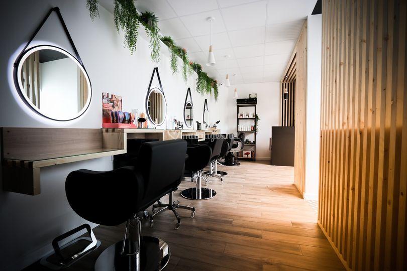 Salon de coiffure (cournon)